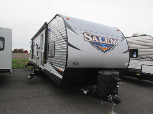 2018 FOREST RIVER 36BHBS SALEM TRAVEL TRAILER