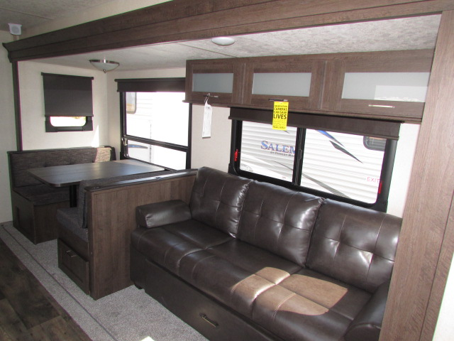 Four Winds Travel Trailer