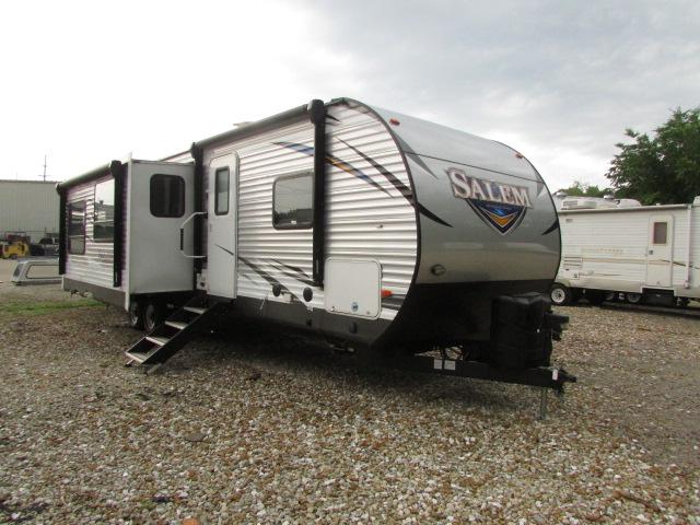 2018 Forest River Salem 32BHI travel trailer