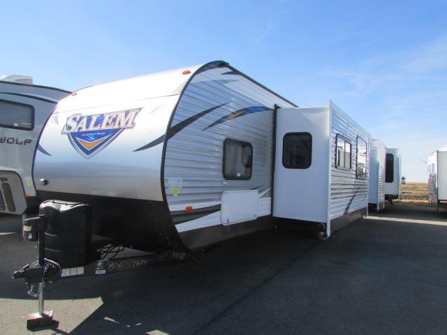 2018 Forest River Salem 36BHBS travel trailer