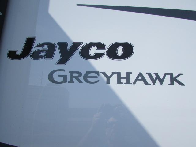 2018 JAYCO 26Y GREYHAWK CLASS C MOTORHOME