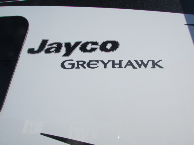 2018 JAYCO 30X GREYHAWK CLASS C MOTORHOME