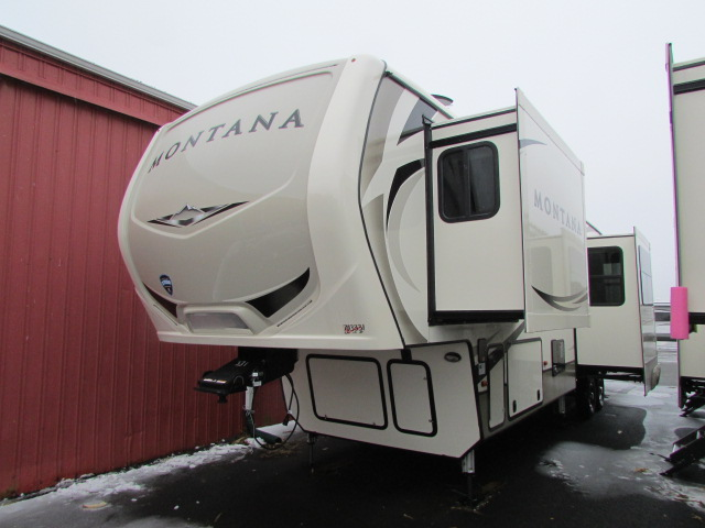 2018 Montana 3701LK 5th Wheel Trailer