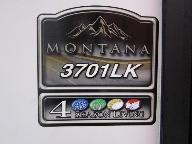 2018 Montana 3701LK 5th Wheel Trailer
