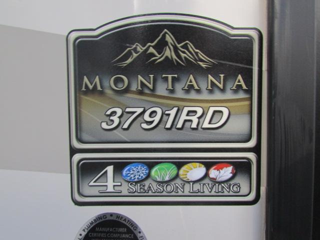 2018 Montana 3791RD 5th Wheel Trailer