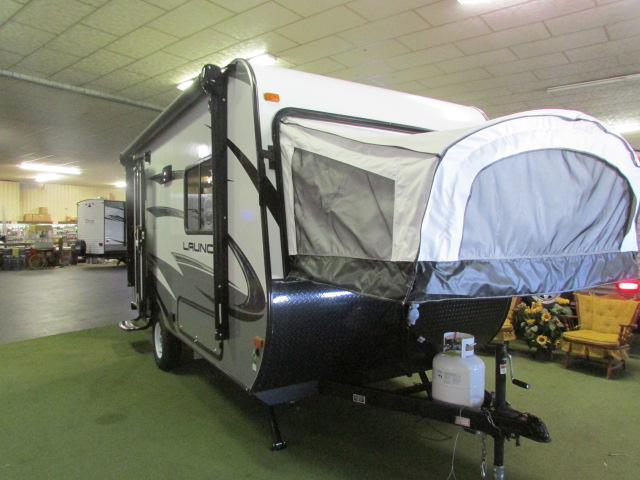 2018 STARCRAFT 16RB LAUNCH OUTFITTER 7 TRAVEL TRAILER