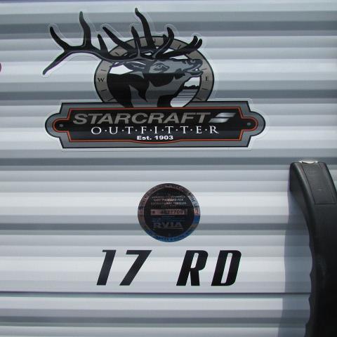 2018 STARCRAFT 17RD AR-ONE TRAVEL TRAILER