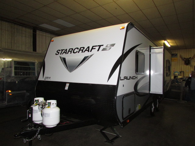 2018 STARCRAFT 21FBS LAUNCH ULTRA LITE TRAVEL TRAILER