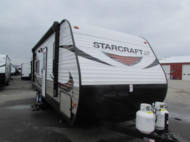 2018 STARCRAFT 23FB AUTUMN RIDGE TRAVEL TRAILER