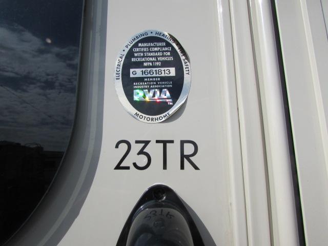 2018 THOR COMPASS 23TR RUV CLASS C MOTORHOME