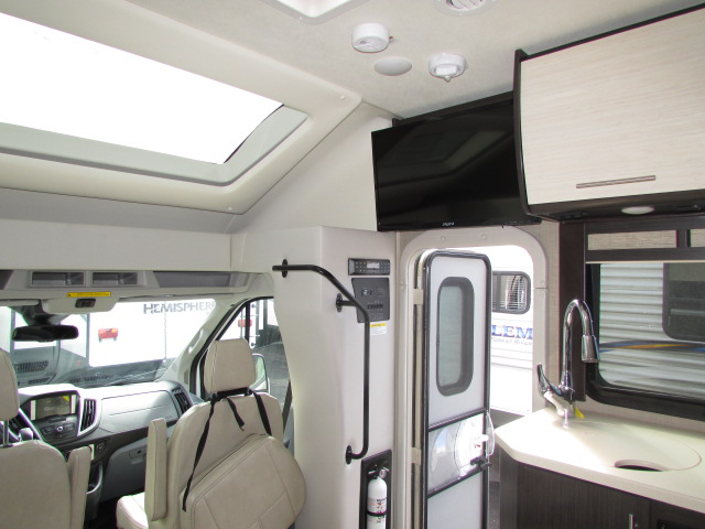 2018 Thor Motor Coach Compass 23TK mini motor home RUV