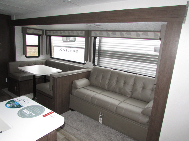 2019 FOREST RIVER 30KQBSS SALEM TRAVEL TRAILER