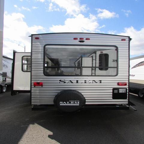 2019 Forest River Salem 28RLSS travel trailer