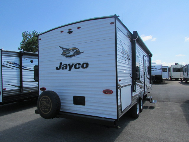 2019 JAYCO 232RB JAY FLIGHT SLX 8 TRAVEL TRAILER