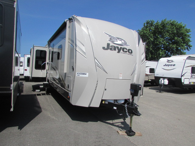 2019 JAYCO 322RLOK EAGLE TRAVEL TRAILER
