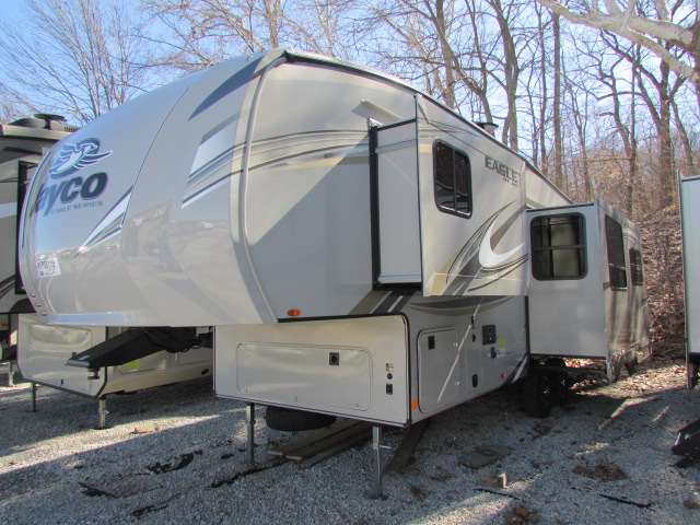 2019 Jayco Eagle HT 26.5RLDS 5th wheel trailer