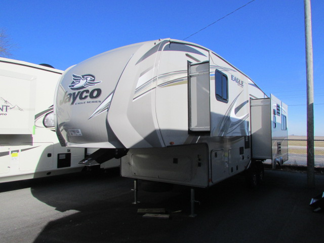 2019 Jayco Eagle HT 27.5RLTS 5th wheel trailer