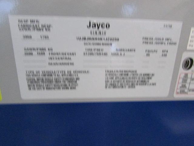 2019 Jayco Jay Feather X17Z Travel Trailer