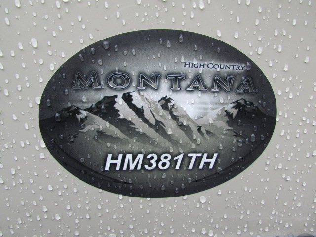 2019 Keystone Montana High Country 381TH Fifth Wheel