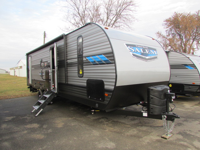 2021 Forest River Salem 26dbud Travel Trailer