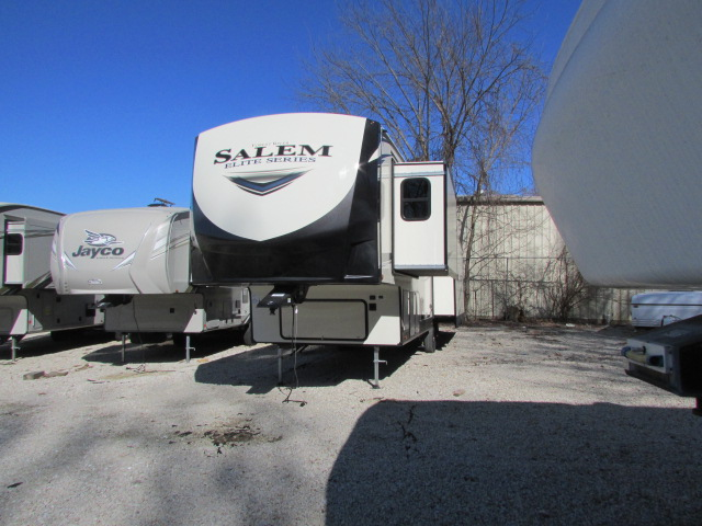 2021 Forest River Salem 34RL Hemisphere 5th wheel trailer