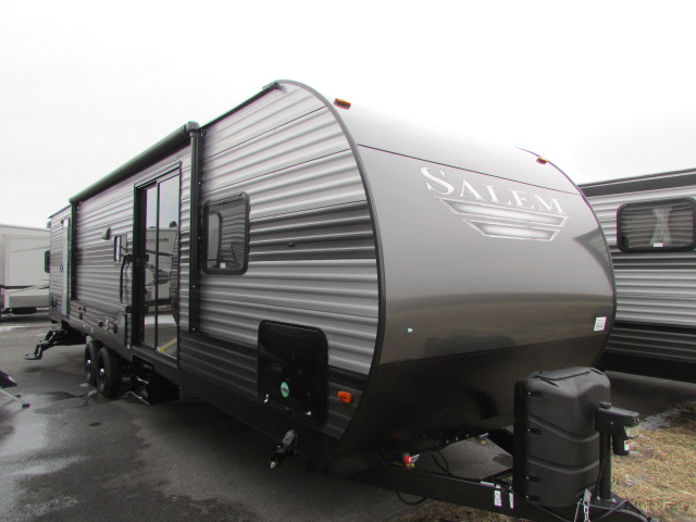 2021 Forest River Salem 37bhss2q Travel Trailer