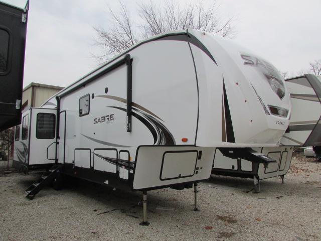 2021 Forest River Sabre 37FBT 5th wheel trailer