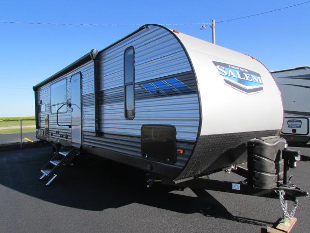 2021 Forest River Salem 27RK travel trailer