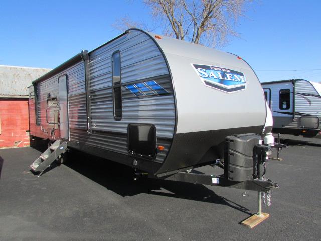 2021 Forest River Salem 29VBUD travel trailer