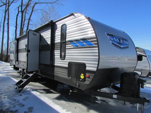 2021 Forest River Salem 37BHSS2Q travel trailer