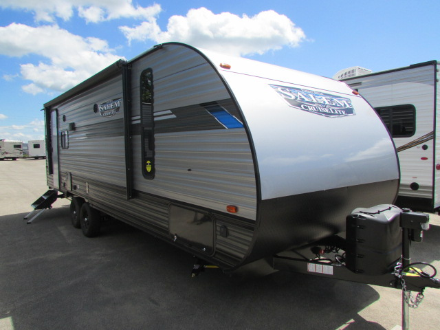 2021 Forest River Salem 24rlxl Cruise Lite Travel Trailer