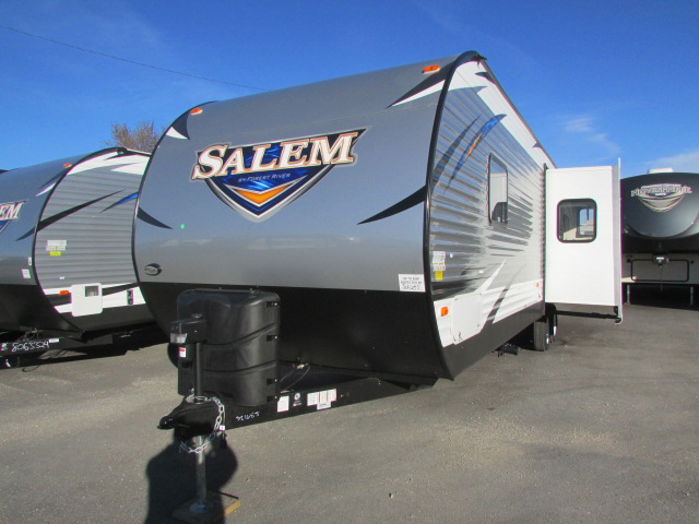 27RKSS FOREST RIVER 27RKSS SALEM TRAVEL TRAILER