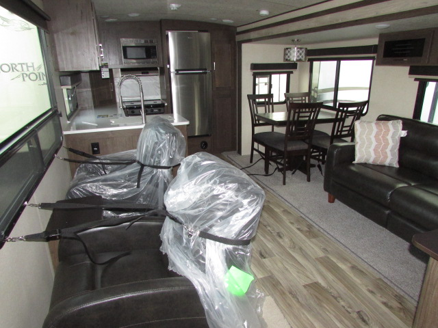 FOREST RIVER 282RK SALEM HEMISPHERE GLX TRAVEL TRAILER